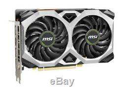 Msi Geforce Gtx 1660 Super Directx 12 Gtx 1660 Super Ventus Xs Oc 6gb 192 Bits Gd