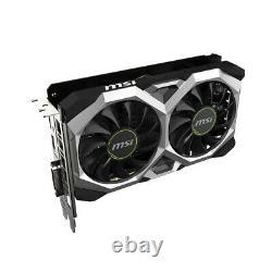 Msi Gtx 1650 Super Ventus Xs Oc Geforce Gtx 1650 Super 4 Go Oc Carte Graphique