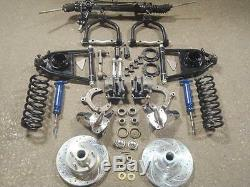 Mustang 2 Frontal Suspension Kit Puissance 2 Chute Ford Fuseaux Rotor 5/8 Étroit
