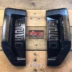 Neuf Oem 17+ Ford Super Duty Pour Painted Match Fender Vent F250 F350 F450