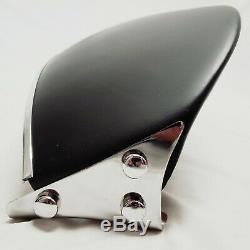 Noir Vw Pare-soleil 1952-1979 Bug Extérieur Beetle, Ragtop, Super (no Convertibles)