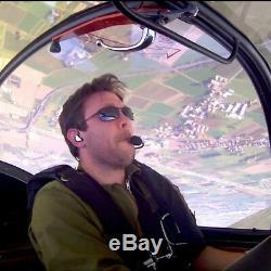 Nouveau Casque Intra-auriculaire De Type Ufq Pour L'aviation Ufq L-1 Poids Super Léger Silencieux Comme Anr