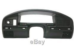 Nouveau Ford Oem Instrument Panel Cluster Noir Lunette Série F Bronco F4tz15044d70a
