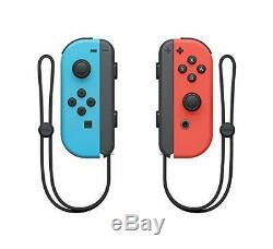 Nouveau Nintendo Commutateur Bundle Super Mario Bros U Deluxe Avec 4 Jeux + Plus