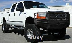 Nouveau Ranch Style Avant Pare-chocs 99 01 02 03 04 05 06 07 Ford F250 F350 Super Duty