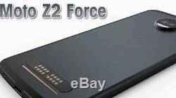 Nouveau Unopened Motorola Moto Z2 Force De Xt1789-1 64g Verizon Smartphone