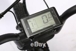 Nouveau Vélo Électrique Urbain Rétro Cruiser 1000w 48v Fat Tire E-bike Super Spec 7gear