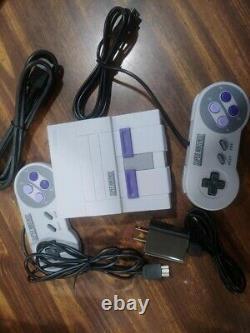 Nouvelle Super Nintendo Mini Console Entertainment Nes Classic Edition 21 Jeux Hdmi