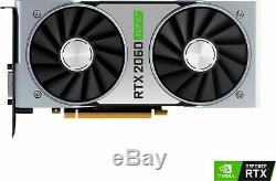 Nvidia Geforce Rtx 2060 Super 8 Go Gddr6 Carte Graphique Pci Express Noir / S