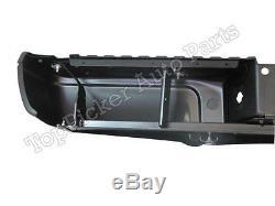 Pare-chocs Arrière Ford Super Duty 08-12 Noir Assy Patte De Support D'attache De Remorque Avec Capteur