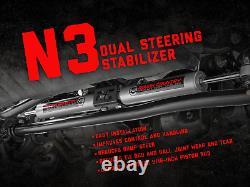 Pays Dur N3 Stabilisateur De Direction Double (ajustements) 2005-2020 Super Duty F250 F350