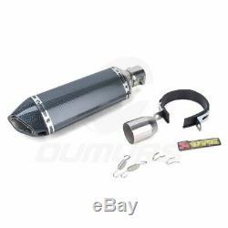 Pour Moto Silencieux D'échappement Avec Tuyau Slip Db Tueur 3851mm Échappement