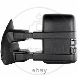 Power Heated For 99-02 Ford F-250 Super Duty Tow Mirrors Paire Set Side Mirrors Power Heated For 99-02 Ford F-250 Super Duty Tow Mirrors Paire Set Side Mirrors Power Heated For 99-02 Ford F-250 Super Duty Tow Mirrors Paire Set Side Mirrors Power Heated
