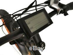 Powermax Vélo Électrique Super Rapide Puissant Moteur 1000w. Fat Tire E-mountain Bike