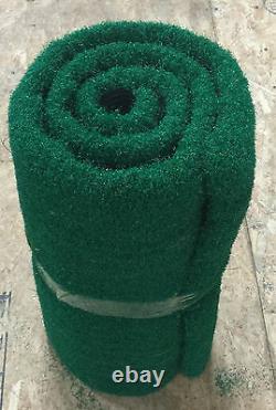 Premium Super Tee Golf Mat 4 Pieds X 5 Pieds Tee Line Mat Détient Un Tee-shirt En Bois