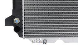 Radiateur Pour 1985-1998 Ford Bronco F150 F250 F350 F450 V8 5.0l 5.8l 7.5l