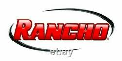 Rancho Avant / Arrière Rs5000x Shock Absorbers Kit Pour 4x Ford F250/f350 Super Duty