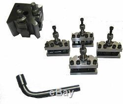 Rdgtools Changement Rapide Pour Porte-outils Myford Tour Super7 Ml7