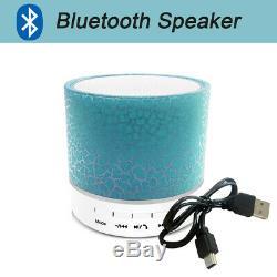 Rechargeable Sans Fil Bluetooth Haut-parleur Portable Mini Super Bass Président Violet