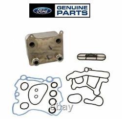 Réelle Ford Oem Refroidisseur D'huile Pour 03-07 6.0 Puissance F-250 F-350 F-450 F-550