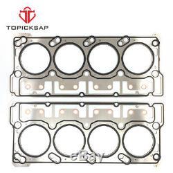 Remplacement Pour Arp 18mm Tete Goujon Kit & Head Pour 03-07 Ford Gasket V8 6.0l Diesel