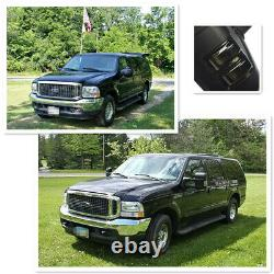 Rétroviseur Pour 99-07 Ford F250 F350 Super Duty Power Heated Smoked Turn Signal