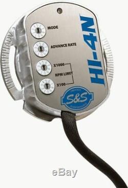 S & S Grue Cams Hi4n Hi4n Un Seul Feu Module D'allumage Harley XL Evo Shovelhead