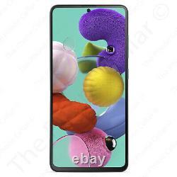 Samsung Galaxy A51 A515u 6.5 Smartphone Super Amoled 128 Go Noir Gsm