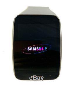 Samsung Galaxy S Vitesse Sm-r750 Courbe Super Amoled Montre Smart Watch Blanc