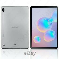 Samsung Galaxy Tab S6 Sm-t860 10.5 Super Amoled 128go Gray Mountain Tablet