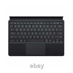 Samsung Galaxy Tablette S7+ 128 Go 12,4 Super Amoled Clavier Noir Sm-t970nzkyxar
