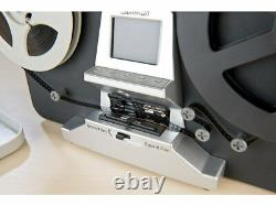 Scanner Somikon Super 8 Normal 8 Inkl. 32 Go Sd-karte & Videoanleitung