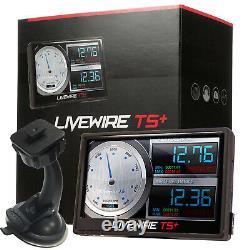 Sct Livewire Ts+ Programmeur Tuner Pour Ford Powerstroke 7.3, 6.0, 6.4, 6.7 5015p