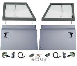 Série Style 2 Bas Porte Piece Avant Tops Kit Land Rover Defender 90 110