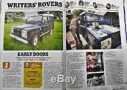 Série Type 2 Pièces Hauts Porte Avant Bas + Opercules Land Rover Defender