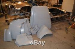Shelby Cobra Aluminum Carrosserie / Ac Ace, 427 Et 289 (panneau Hood À Vendre)