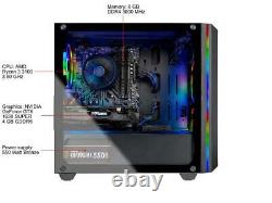 Skytech Chronos Gaming Pc Desktop Amd Ryzen 3 3100, Nvidia Gtx 1650 Super 4 Go
