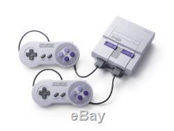Snes Classic Mini Édition Super Nintendo Entertainment System Brand New Sealed