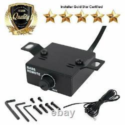 Soundxtreme 2400watts Rms Voiture 5 Canaux Amplificateur De Puissance Audio Stéréo Super Bass