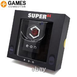 Super 64 Plug-and-play N64 Hd Adaptateur Hdmi Pour La Nintendo 64 Ntsc Eon