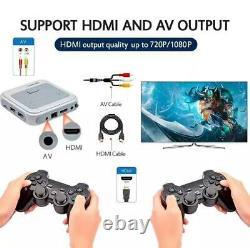 Super Console X Rétro Mini Wifi 4k Hdmi Home Tv Console De Jeu Vidéo S905m 2021