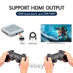 Super Console X Rétro Mini Wifi 4k Hdmi Tv Console De Jeux Vidéo Pour Ps1/n64/dc