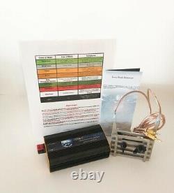 Super Deal Économies! Nouveau! Dyna-chi Compact Ionic Detox Machine, 1 Max Quad Array