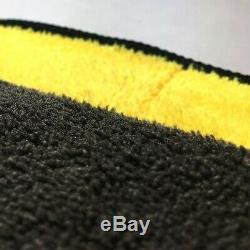 Super Épais En Peluche Serviette En Microfibre Anti-rayures Chiffon De Polissage Détailler