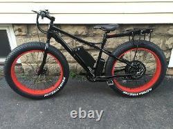 Super Fat Wheel Ebike 48v 1000w Electric Bike 2019 Avec 48v Us Seller! Rapide