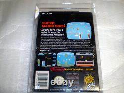 Super Mario Bros. / Nintendo Nes 1985,1989 Flambant Neuf, Rare, Scellé