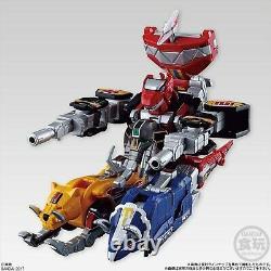 Super Zyuranger Power Rangers Daizyujin Mighty Morphin Legacy Megazord Modèle Kit