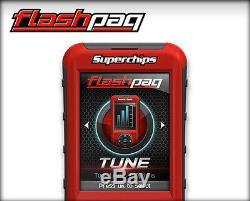 Superchips Flashpaq F5 Programmeur 2845 99-13 Chevy Gmc Cadillac Buick Moteur À Gaz