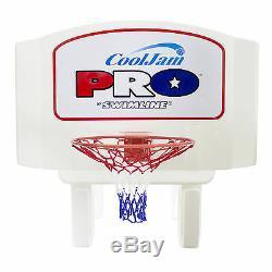 Swimline Super Grand Cool Jam Pro Creusée Piscine Basketball Hoop 9195