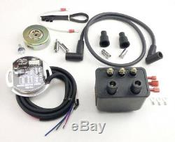 Système Brûlage Unique Programmable Ultima Système D'allumage Pour Harley 70-99